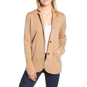 J. Crew Jackets & Coats - J.CREW sweater blazer